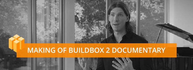 'Making of Buildbox 2 Documentary Image'