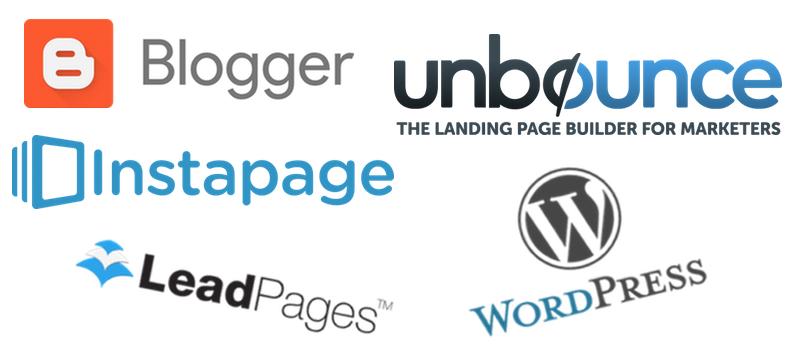 blogging options