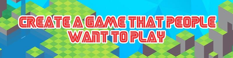 'create a game'