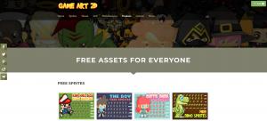 Game Art 2D - free game art
