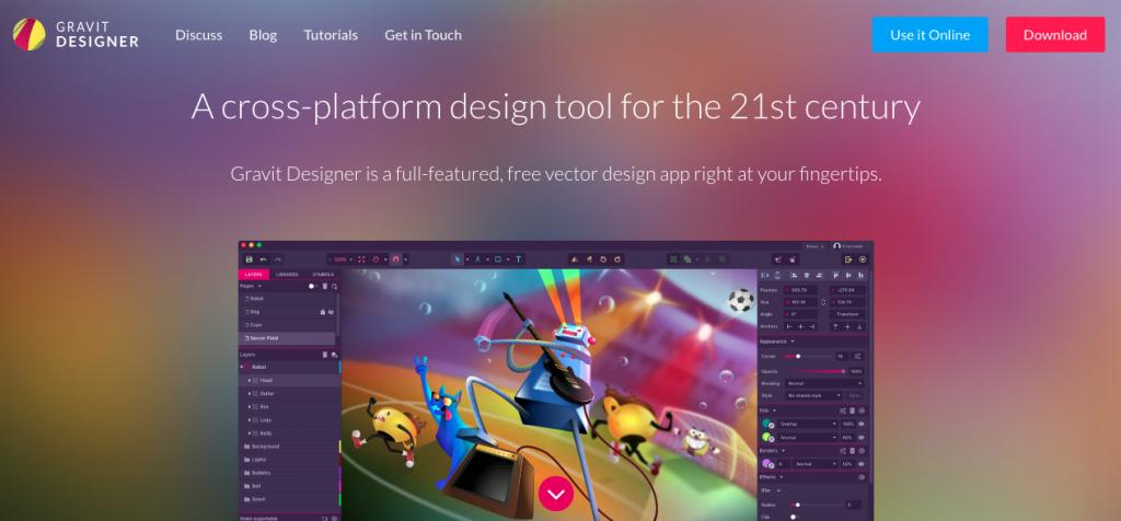 Gravit Designer - Graphic Design Software