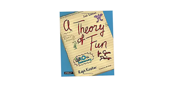 A Theory of Fun Game Design Books