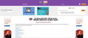 FreeSFX - free game music