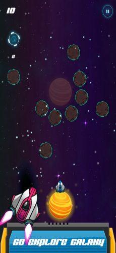 Galaxy Rush Space Jump Attack 4