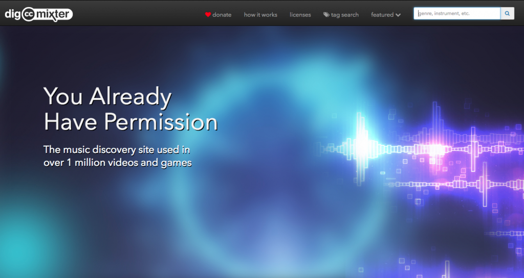 digccMixter - Free Game Music