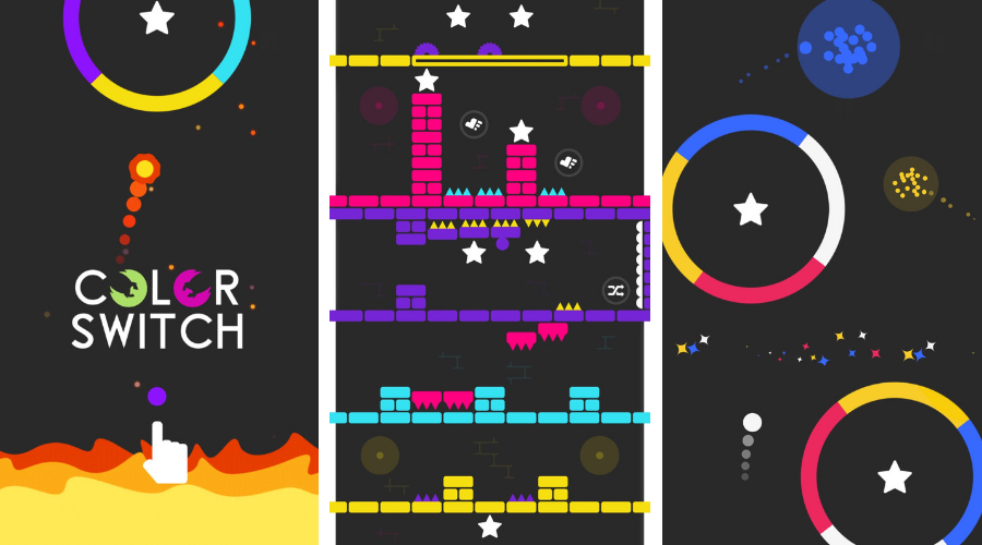 Color Switch - Awesome Game Design Example