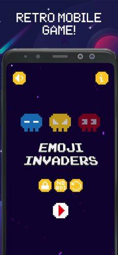 Emoji Invader