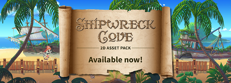 Shipwreck Cove Asset Pack