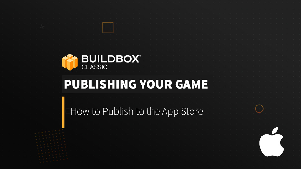 How to Publish to the App Store