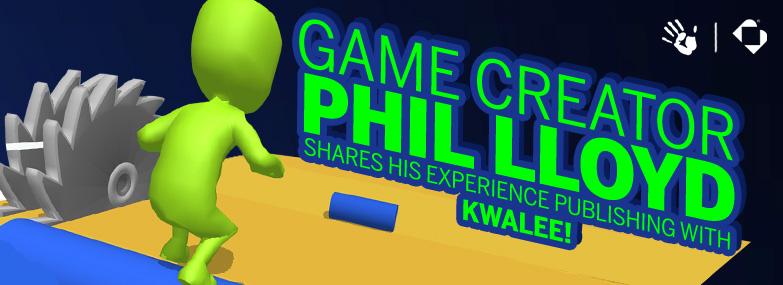 Game Creator Phil Lloyd