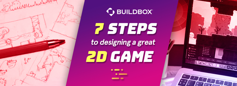 how to make a 2d game