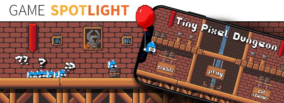 Game Spotlight Tiny Pixel Dungeon