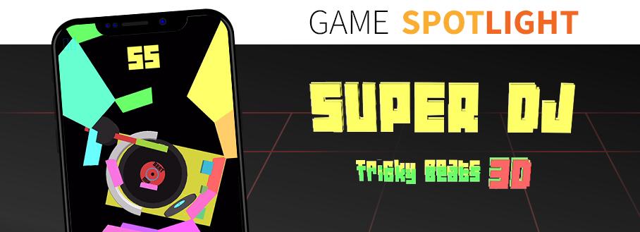 Super DJ Mobile Game