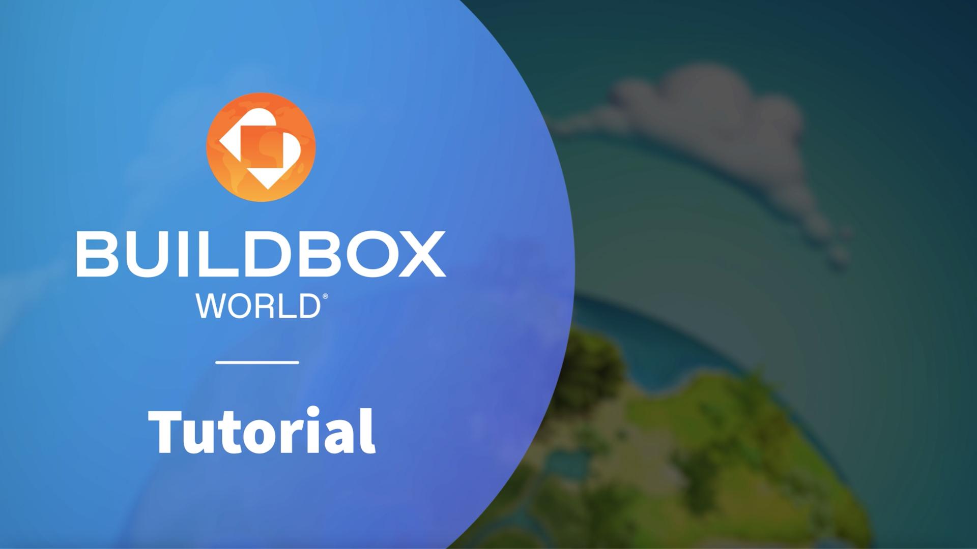 Buildbox World Tutorial