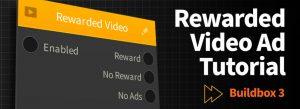 Rewarded Video Ad Tutorial